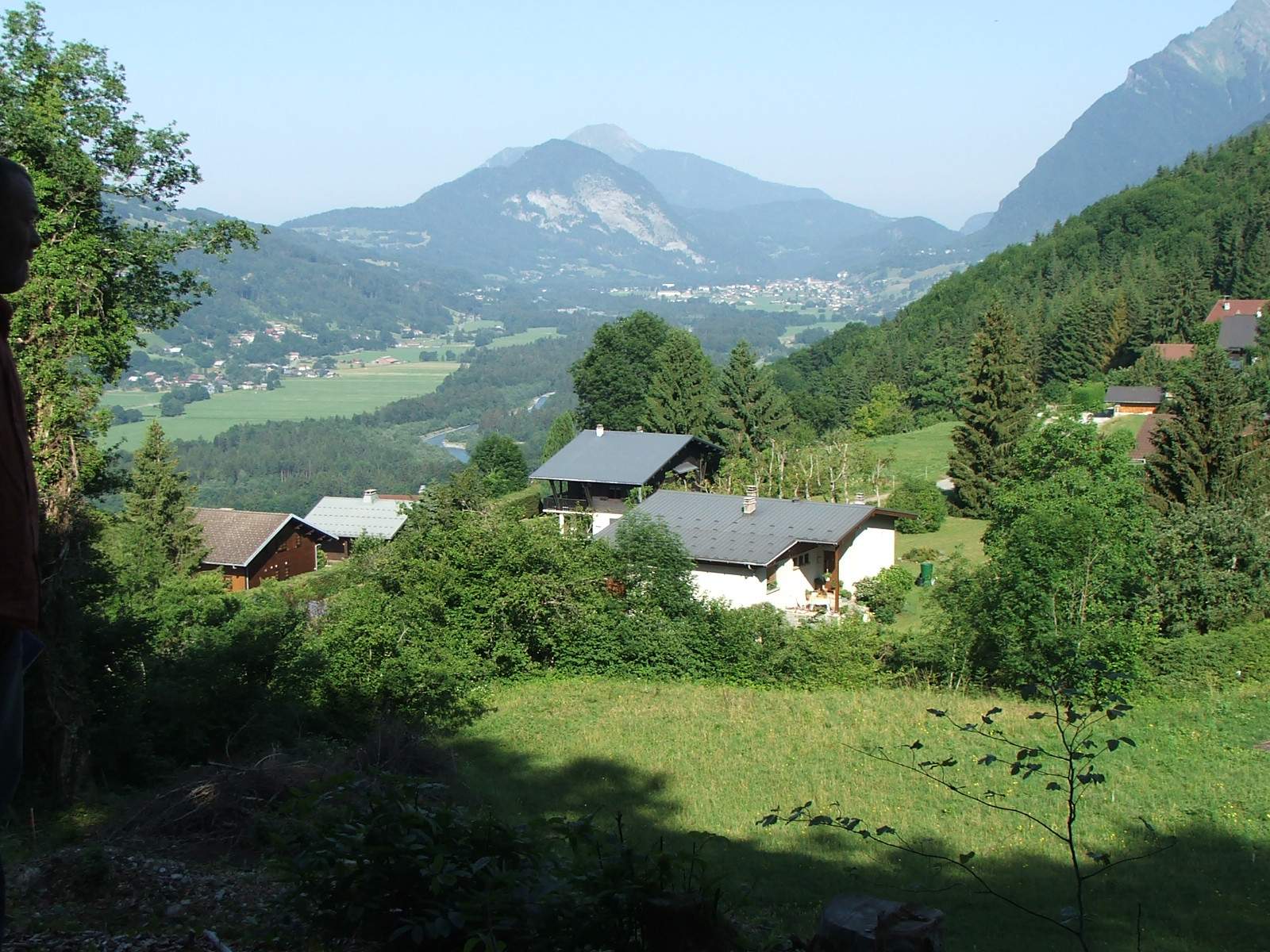 View from Chalet Teresa