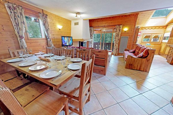 13-901 - Self-catered Apartment - Meribel Village (3)