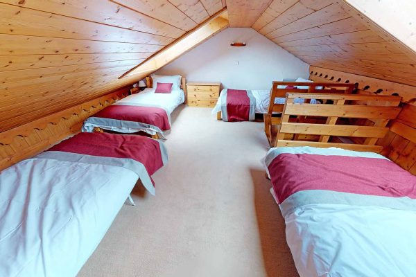 13-901 - Self-catered Apartment - Meribel Village (5)